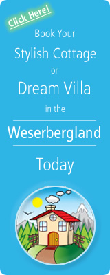 Learn more about Weserbergland Holiday Homes