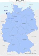 Dollart Map