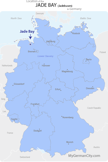 Jade Bay Map