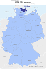 Kiel Bay Map