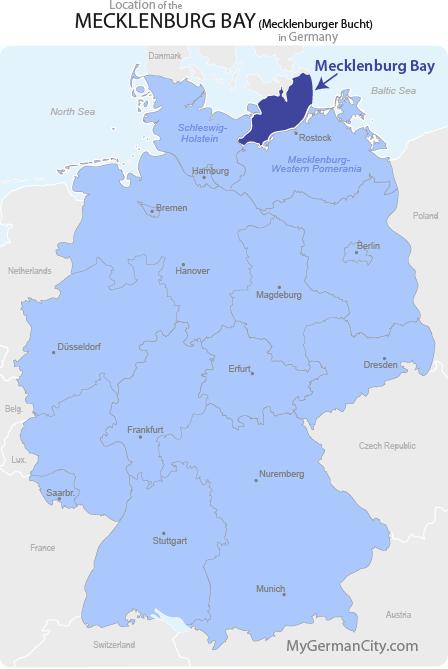 Mecklenburg Bay Map